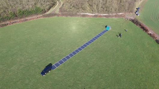Portable Power With Solar Panels You Can Roll Up